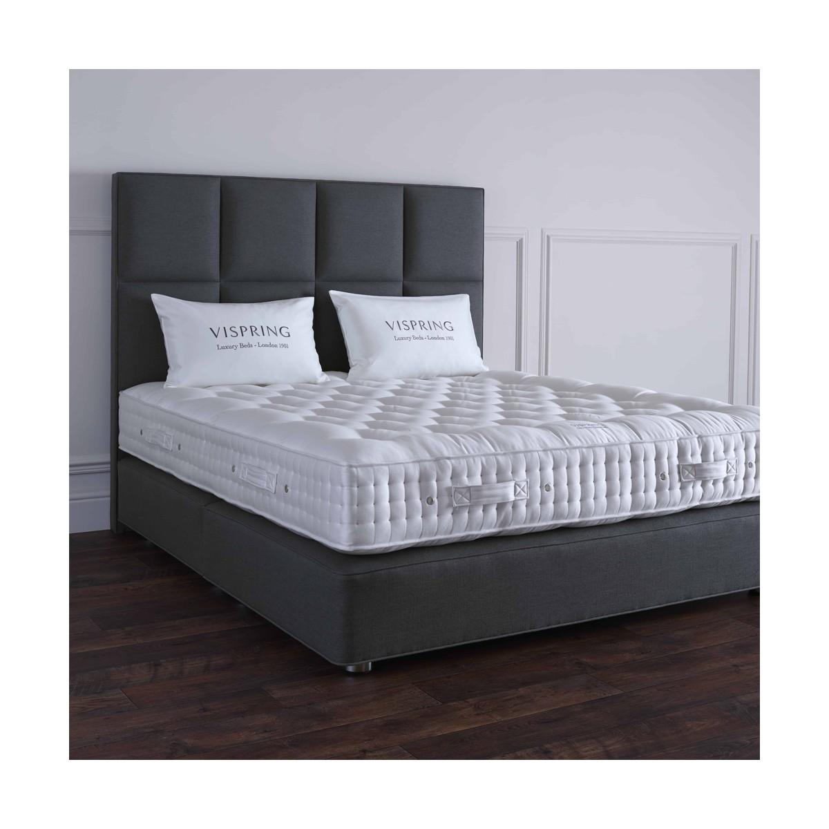 drap housse ds blanc univers du sommeil. Black Bedroom Furniture Sets. Home Design Ideas