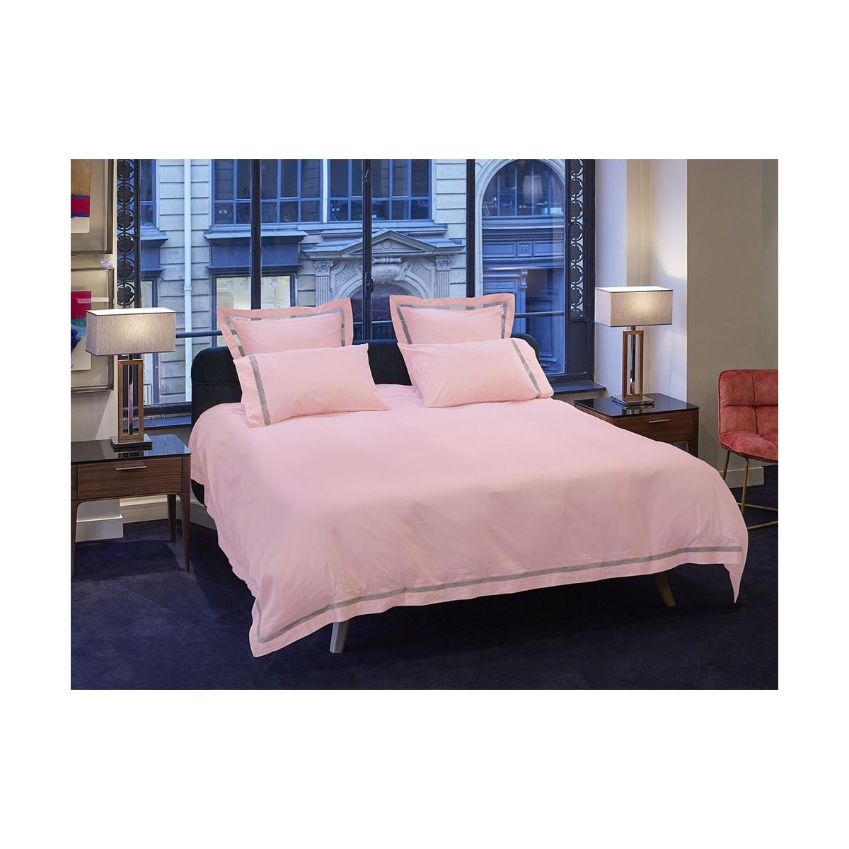 drap housse ds carmin univers du sommeil. Black Bedroom Furniture Sets. Home Design Ideas